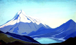 Николай Рерих. Тибет.