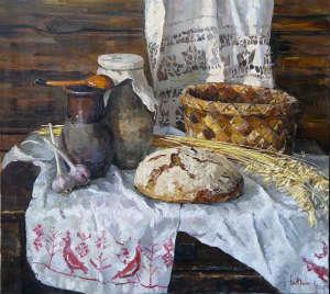 К. Дацук. Хлеб