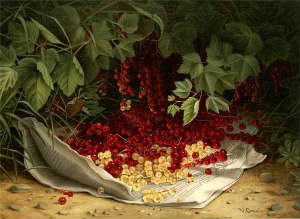 Virginia Granberry. Still life