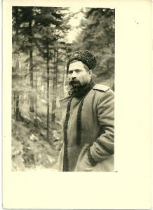 А.Л. Зозуля. 1943 год