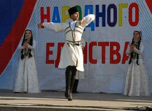 Лезгинка по-дагестански